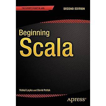 Start Scala av Vishal Layka - 9781484202333 Bok