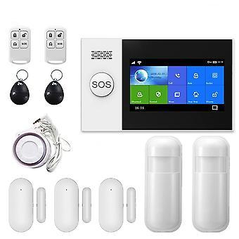 Wireless Home Wifi Burglar Home Security