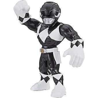 Power Rangers Playskool Heroes Mega Mighties Black Ranger