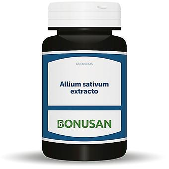 Bonusan Allium Sativum Extracto 60 Comprimidos