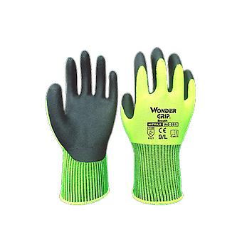 Nitrile Sandy Coating Work Safety Gloves