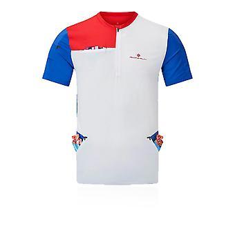 Ronhill Tech Ultra 1/2 Zip T-Shirt - SS21