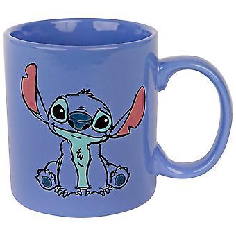 Lilo y stitch front y back sketch 20oz ceramic mug