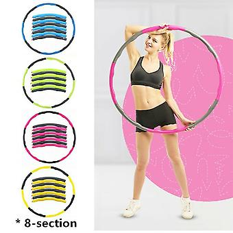 Home Workout Sport Hoop Circle Slimming Massage Hoop Fitness Excercise Gymnastic Yoga Hula Hoop Accessories