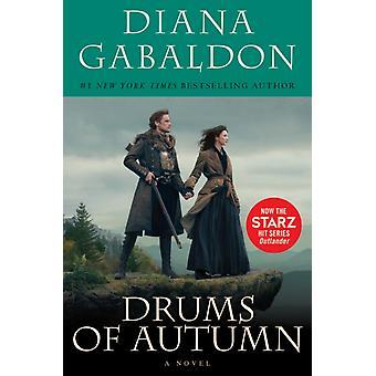 Trummor av hösten Starz Tiein Edition En roman av Diana Gabaldon