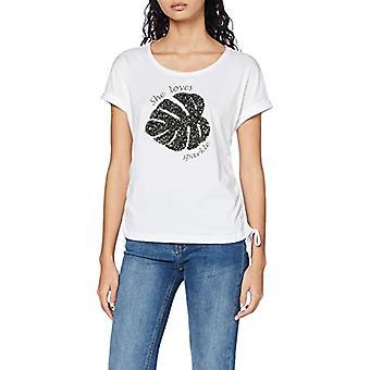 Paragraph CI 88.004.32.3673 T-Shirt, White (01E8 White), 38 Woman