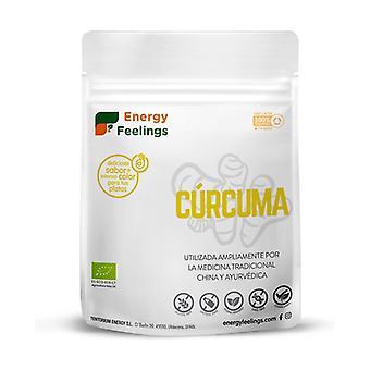 Turmeric Powder Eco Doypack 200 g of powder