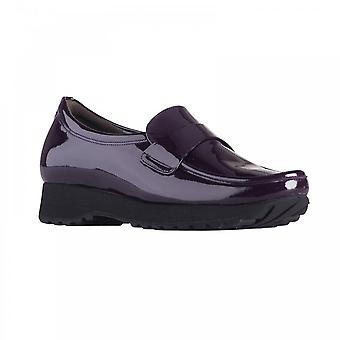 Kennel Und Schmenger Patent High Front Moccasin Shoe