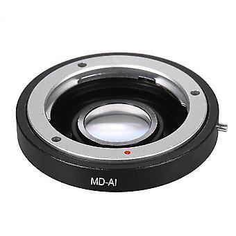 ニコンカメラと互換性のあるMnd md-ニコンレンズアダプターリング
