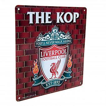 Liverpool FC Kop-tegnet