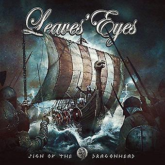 Leaves' Eyes - Sign Of The Dragon Head Vinyl
