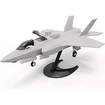 Airfix J6040 سريعة البناء F-35B البرق الثاني نموذج كيت
