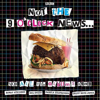 Ei The Nine O'Clock News - kaikki albumit eivät taas vinyyliä