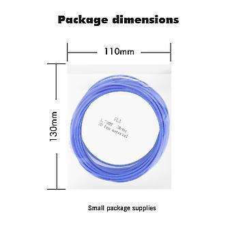 nieuwe abs 5m willekeurige 1.75mm 3d pen filament pla abs willekeurige kleur krabbel tool sm110