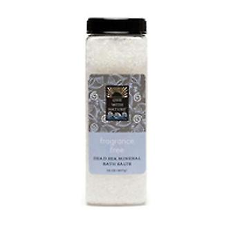 One with Nature Bath Salts, Dead Sea Minerals/Fragrance Free 32 Oz