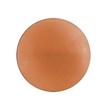 Orange 12x12cm water-fillable balloon water ball bubble ball children's bouncy ball safe and soft homi3193