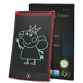 """Lcd Writing Tablet 8.5"""" Handwriting Drawing Boards Notepad For Children"""