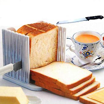 Brot Laib Toast Sandwich Slicer Cutter Form maker Küchenführung Schneidwerkzeuge