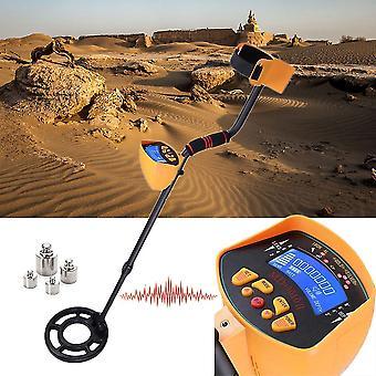 Hochempfindliche Untergrund Metalldetektor Deep Finder Lcd Display Md3010