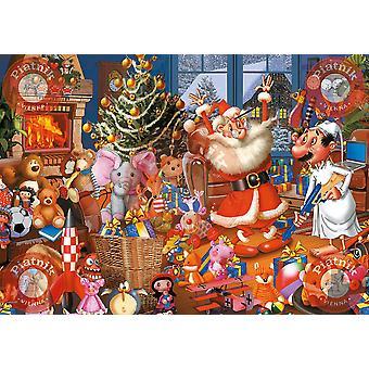 Piatnik Ruyer Christmas Surprise Jigsaw Puzzle (1000 Pieces)