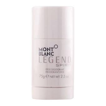 Stick Deodorant Legend Spirit Montblanc (75 g)