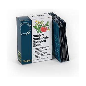 Nutrients for tomatoes, chilies and other fruits 8 envelopes