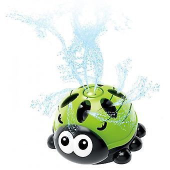 Outdoor Water Spray Sprinkler For Kids And Toddlers Backyard Spinning