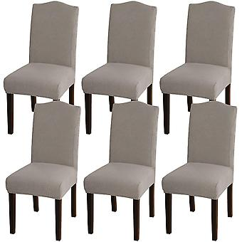 Jacquard Parson Dining Chair Cover