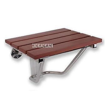 High-quality Solid Wood Folding Shower Seat