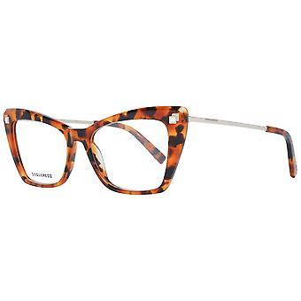 Cadres optiques pour femmes brunes awo26279
