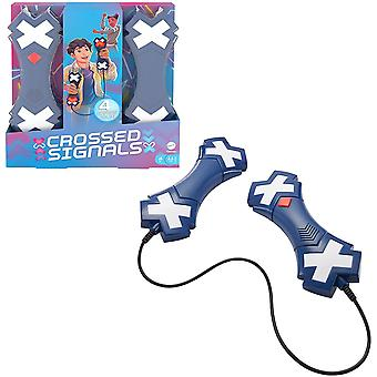 Crossed Signals Electronic Game