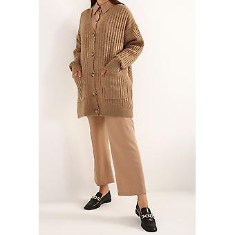 Button Front Knitwear Cardigan