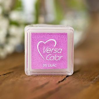 Versasmall Lilla Pigment Liten Blekk Pad - Pigment Blekk - Craft Blekk
