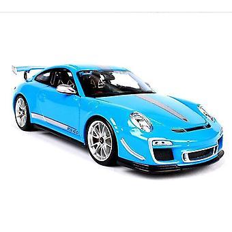 Auto di gioco 1:18porsche 911 auto in lega modello di auto simulazione di auto decorazione collezione regalo di natale regalo die casting modello di pressofusione