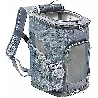 Pet carriers crates dog backpack transport bag for cat transport bag fabric shoulder pet backpack  suitable for small