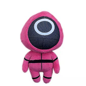 Squid Game With The Same Paragraph Guard Doll Plush Toys20-30cm