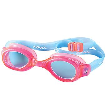 FINIS H2 Junior svømme briller - rosa/Aqua