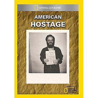 Amerikaanse gijzelaar [DVD] USA import