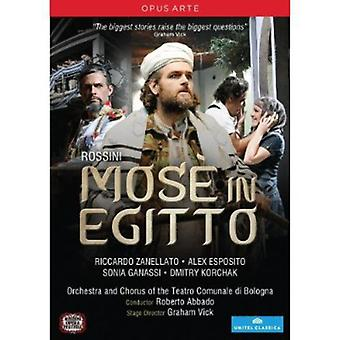 G. Rossini - Mose in Egitto [DVD] USA import
