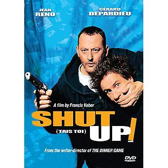 Shut Up! [DVD] USA import