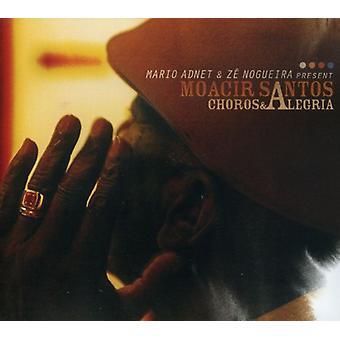 Moacir Santos - Choros & Alegria [CD] USA import