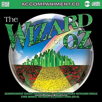 Wizard of Oz, the: Songs From the Musical (Accompan - Wizard of Oz the: Songs From the Musical (Accompan [CD] USA import