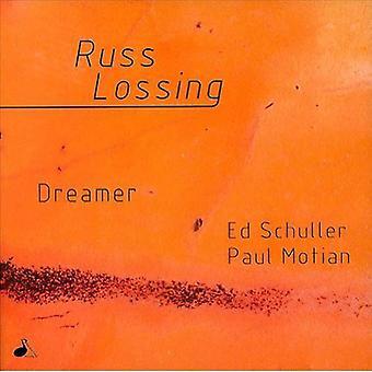 Russ Lossing - Dreamer [CD] USA import