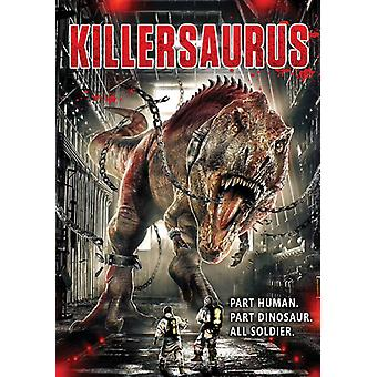 Killersaurus [DVD] USA import