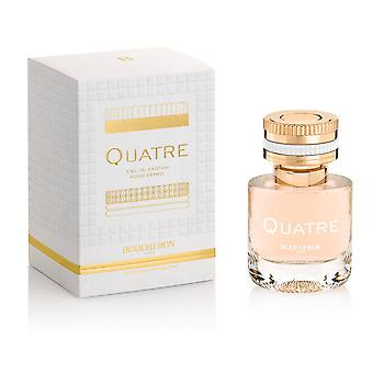 Boucheron Quatre Eau De Parfum Spray For Women