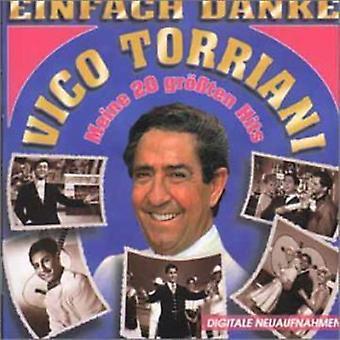 Vico Torriani - Einfach Danke [CD] USA import