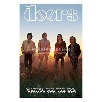 The Doors - Waiting for the Sun Poster Poster Print