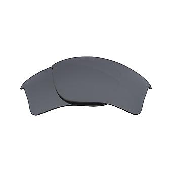Replacement Lenses for Oakley Quarter Jacket Sunglasses Silver Anti-Scratch Anti-Glare UV400 by SeekOptics