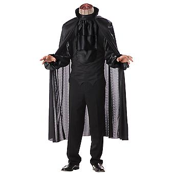 Headless Horseman Man Medieval Ghost Sleepy Horror Halloween Mens Costume