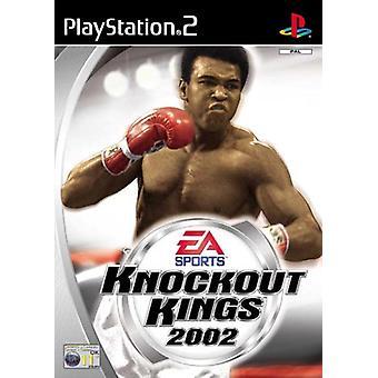 Knockout Kings 2002 - Fabrik versiegelt